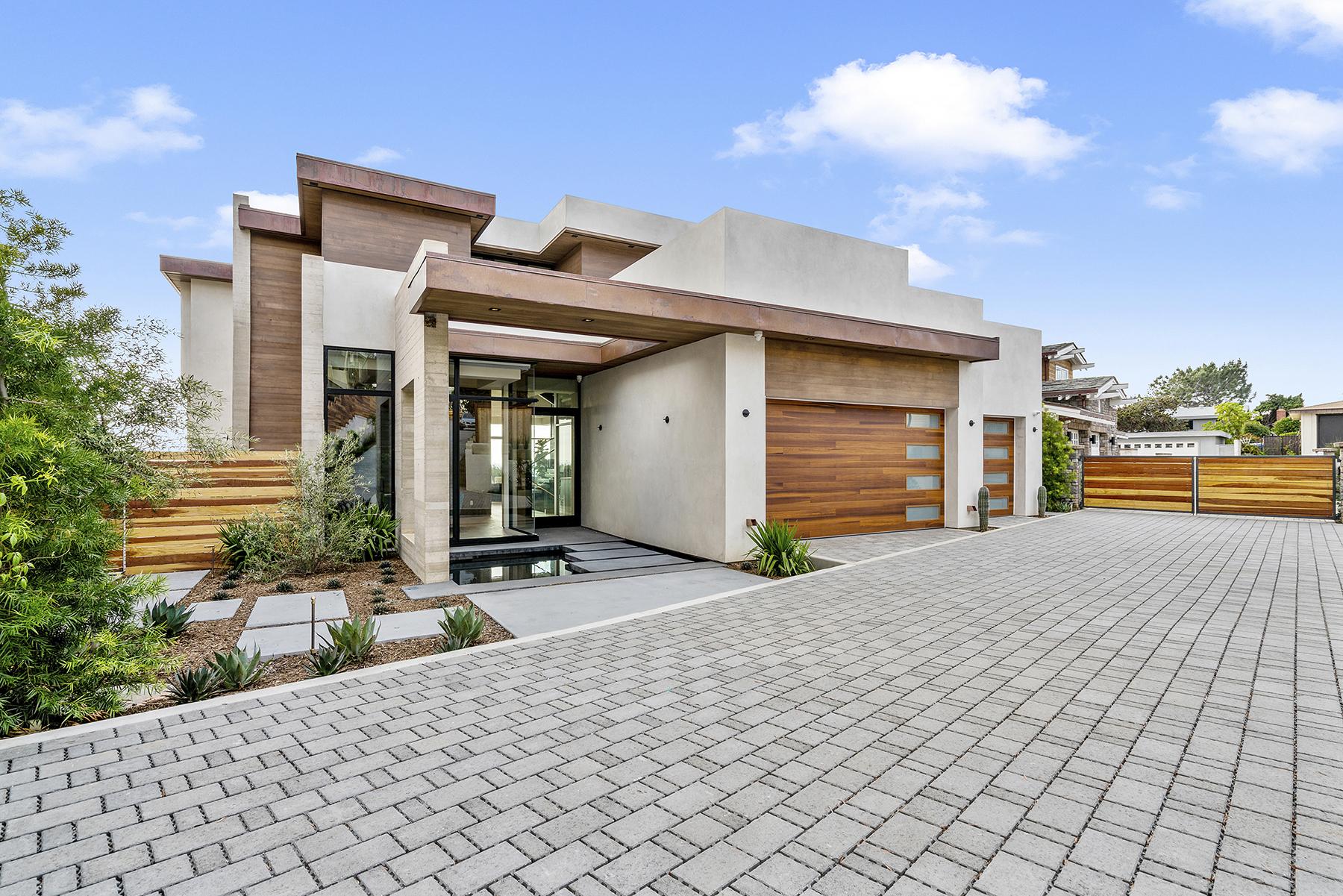 Del Mar Blufftop Modern